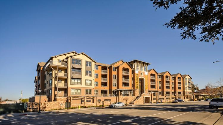 High rent district? 333 Main in Redwood City contains 132 units ranging from one to three bedrooms.