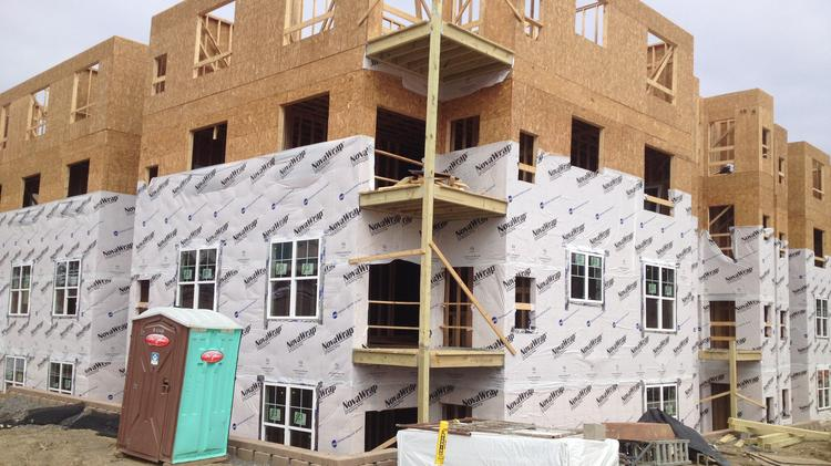 Officials in Lexington and Mount Airy have approved apartment projects.