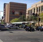 Part of Metro light rail closed in downtown Phoenix after fatal shooting