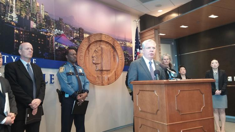Seattle Mayor Ed Murray said the city must review its current helicopter regulations, in the wake of Tuesday's crash.