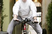 Restaurant Eve's Cathal Armstrong is among the James Beard nominees.