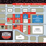 Downtown Phoenix (not Glendale) will be epicenter of Super Bowl activity