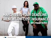 The Washington Health Benefit Exchange took a different approach to encourage younger people to enroll for health insurance. A series of ads featuring two faux rappers and real Healthplanfinder user was designed to get their attention.