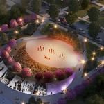 Bustin' out the newest <strong>Chuck</strong> <strong>Brown</strong> Memorial Park renderings