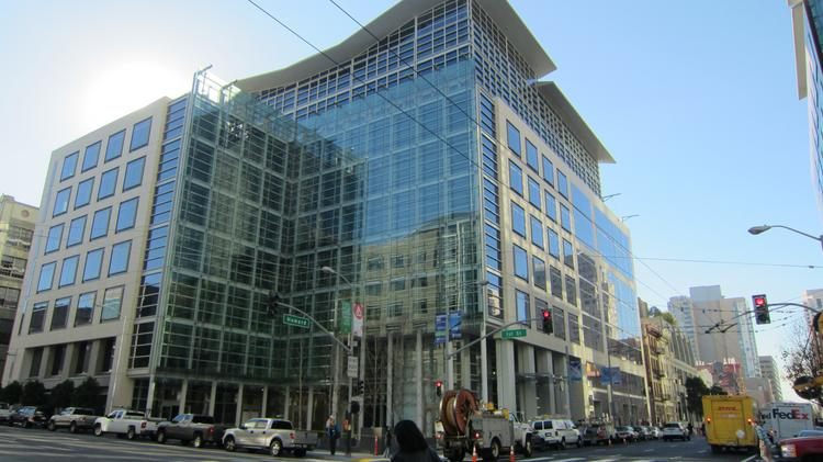 Foundry Square III at 505 Howard St. in San Francisco was the only major Bay Area office development to finish in 2013. Neustar leased part of the building, but it still has 139,186 square feet available for lease.