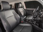 The interior of the 2014 Toyota 4Runner.