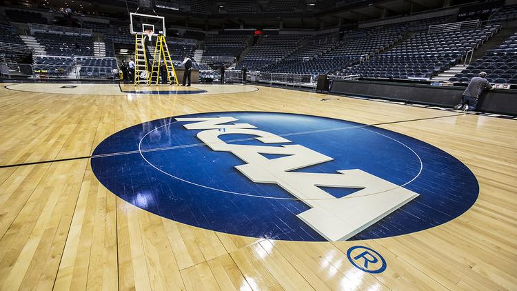 Friday's matchup between the University of Louisville and University of Kentucky in Friday's NCAA men's basketball regional in Indianaplolis has caused a surge in demand for tickets and places to spend the night after the late-night game.