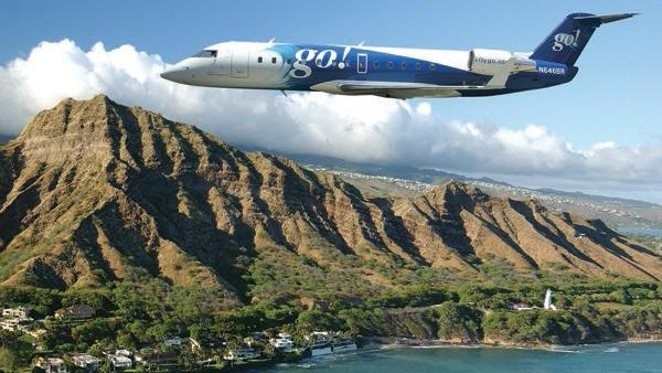 Larry Ellison's Island Air had considered acquiring Hawaii interisland airline go! from Mesa Air Group, but a source tells PBN that Ellison pulled the plug after the financials didn't add up.