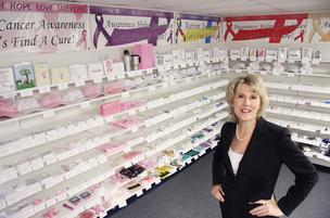 Karen Conroy is the owner of Fundraising for a Cause, the world's largest supplier of cause merchandise.