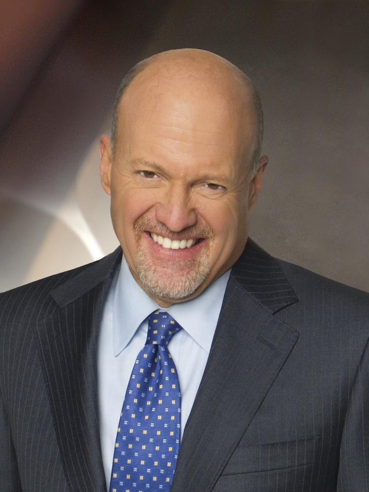 CNBC's Jim Cramer will visit Seattle on Wednesday, broadcasting live from McCaw Hall after Starbucks' annual meeting.
