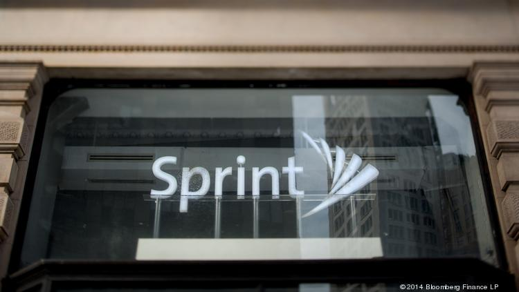 An analyst says now is the time to buy Sprint's stock because of the possible merger with T-Mobile. Photographer: Craig Warga/Bloomberg