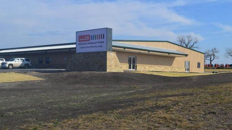 Wood Group's new training facility in Kenedy will serve Eagle Ford Shale workers.