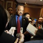 Jesse Jackson compares tech employment to Jim Crow segregation
