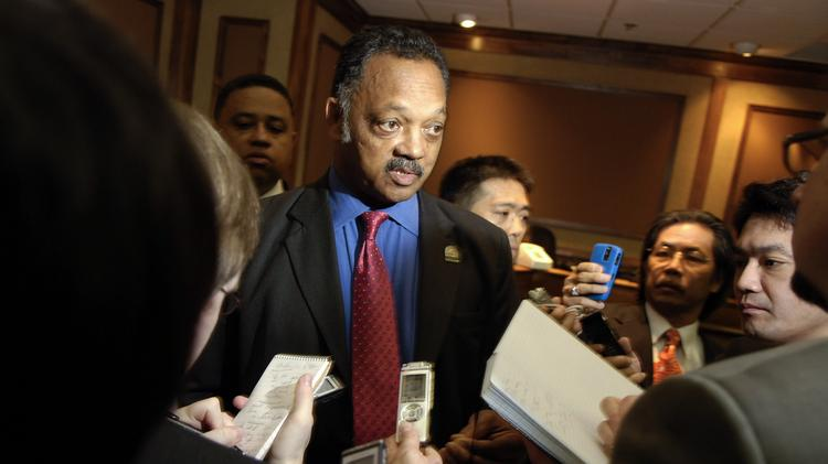 Reverend Jesse Jackson, Sr. is turning to the tech industry and calling for more diversity in its executive ranks.