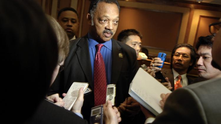 Rev. Jesse Jackson Sr. is targeting tech companies such as Google and Apple for lacking diversity in top management roles.
