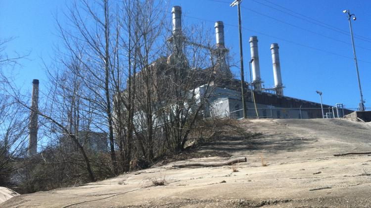 Duke Energy retired its aged Cliffside units (units 1 through 4) in 2011. The pond that contains coal ash from the retired plants is inactive.