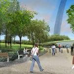 Gateway Arch grounds renovations fall further behind schedule