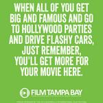 Film Tampa Bay's new look honors past and future
