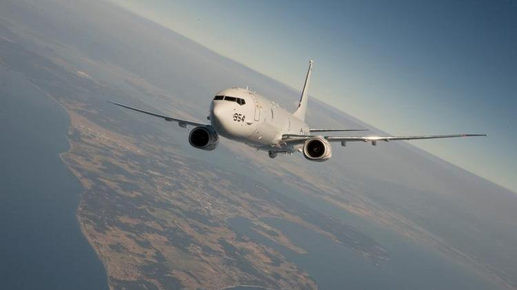 The Boeing Co. has been awarded an $8.7 million contract for software updates on a military aircraft with Wichita ties, the P-8A.