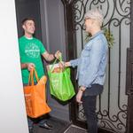 Grocery delivery service expands