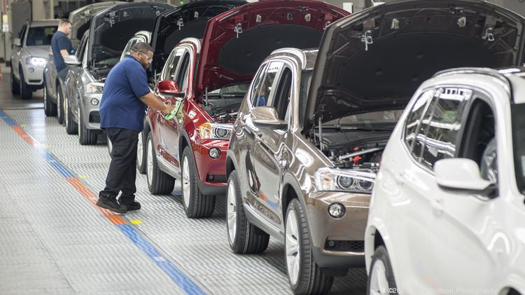 Is BMW Manufacturing about to announce another huge expansion at Greer, S.C., plant?