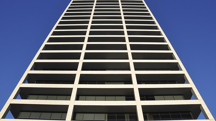 Rosin Preservation LLC principal Elizabeth Rosin selected the BMA Tower, now known as One Park Place Luxury Condominiums, at 700 W. 31st St. in Kansas City as here favorite building.