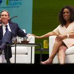 <strong>Oprah</strong>'s Starbucks deal, perfect to the 'tea'