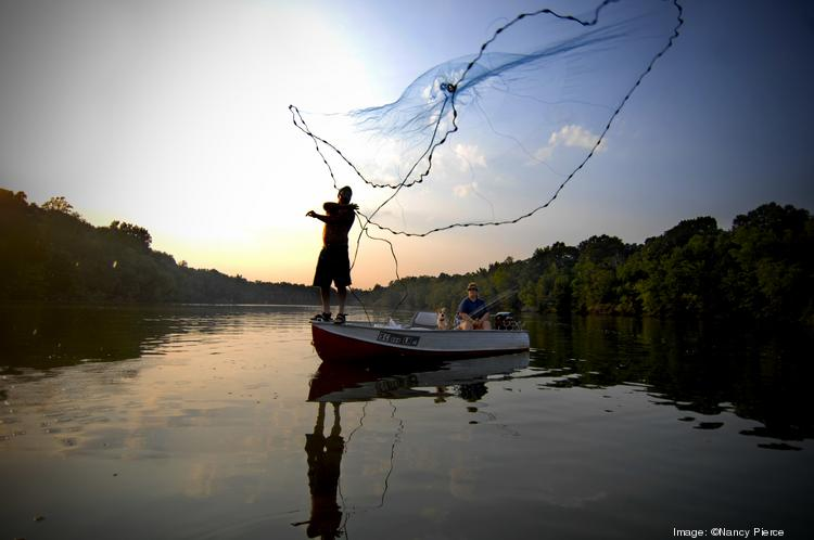 Lake mapping firm contour innovations sold to navico for Catawba river fishing