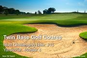 Miami Valley's most challenging private golf holes