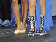 Carmen Steffens now is the Preferred Heel of the Orlando Magic Dancers.