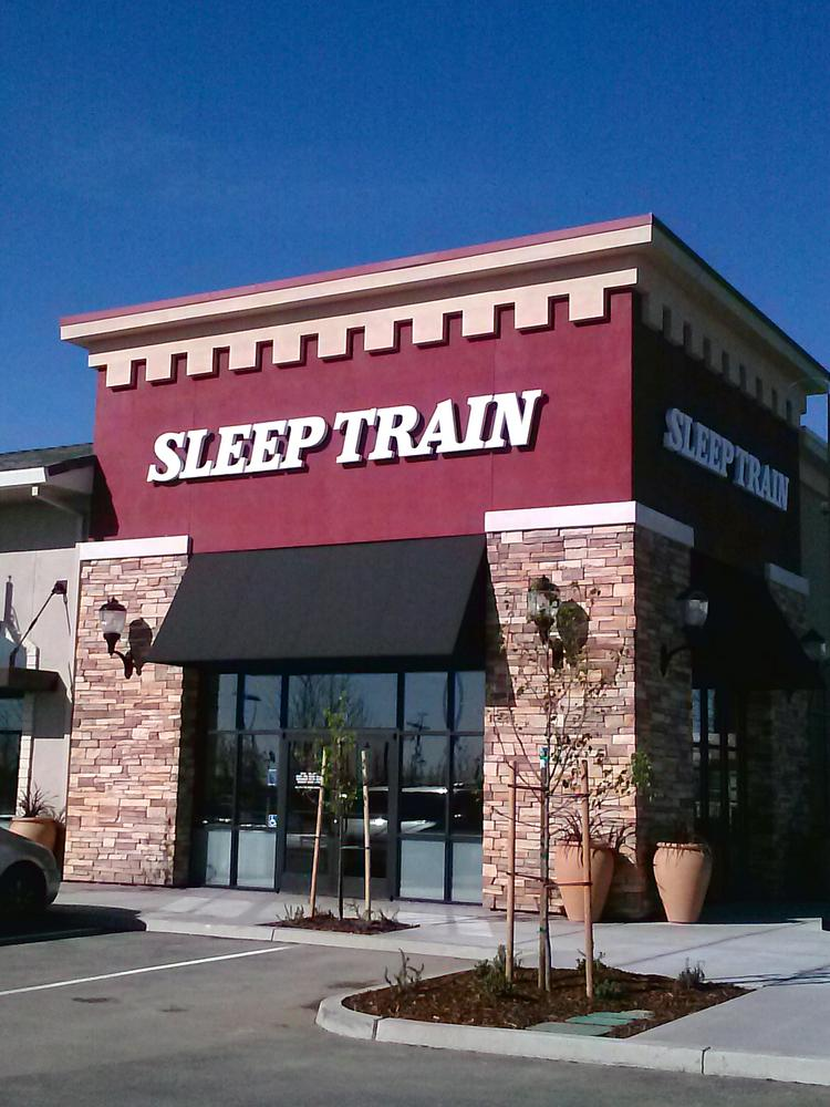 A new Woodland store is among the more than 270 stores that Sleep Train operates, encompassing a variety of brands.