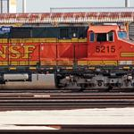 Crude oil hauling creates business boom for BNSF