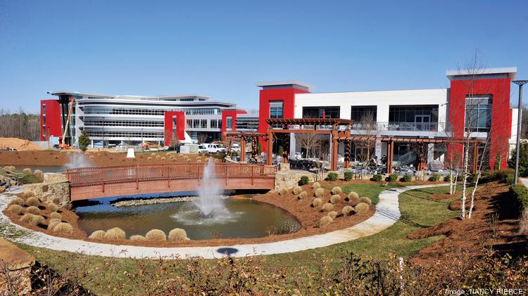 The New Red Ventures Buildings Which The Company Is