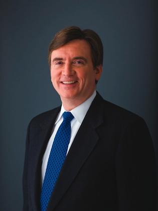The Dolan Co. founder and CEO James Dolan is resigning as part of a prepackaged Chapter 11 restructuring plan that the company has agreed to with its secured lenders.