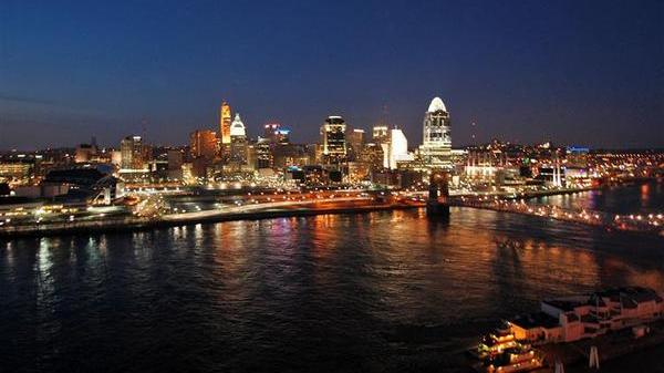 The number of non-residents who visited downtown Cincinnati and Over-the-Rhine more than 40 times in the last year increased 7 percent, according to the 2013 Perceptions Survey conducted by Downtown Cincinnati Inc.