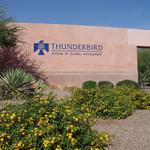 Thunderbird does a 180 with ASU pact