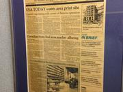 The first edition of Business First rolled off the press in October of 1984.