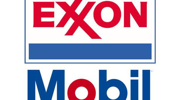 Exxon is suing to protect the viability of its logo.