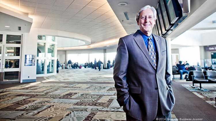 Rob Wigington is president and CEO of the Metropolitan Nashville Airport Authority.
