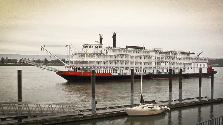 The American Empress, formerly the Empress of the North, will begin plying the Columbia-Snake river system April 5.