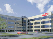 Dow Chemical is building a five-building, 900,000-square-foot R&D center in Lake Jackson for 2,000 employees.