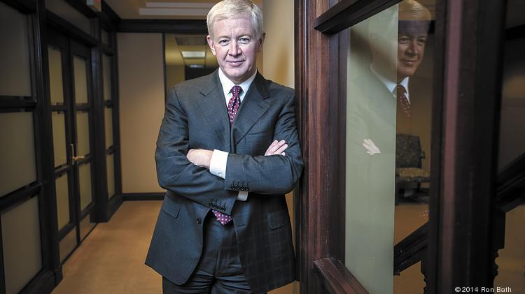 Don Kelly, partner-in-charge of the Wyatt, Tarrant & Combs Louisville office, said that his engineering background has been an asset in dealing with complex legal cases.