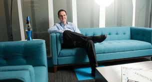 Renaud Laplanche, Lending Club CEO, likes the low deposit costs of community banks.