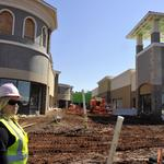 A behind-the-scenes look at Charlotte Premium Outlets construction (PHOTOS)