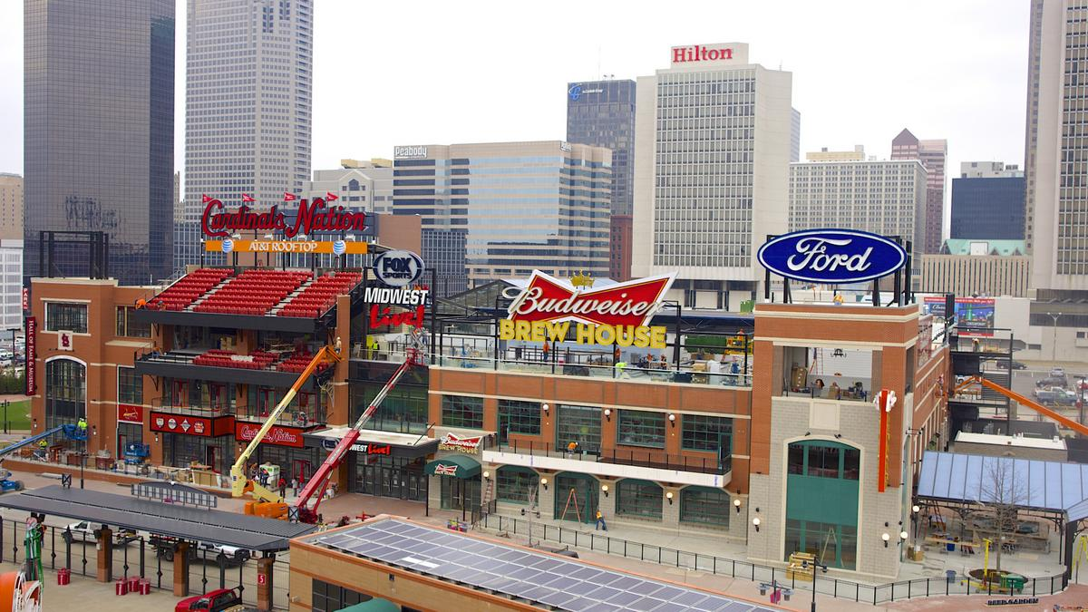 Ballpark Villages Rooftop Sells Out For Opening Day St Louis
