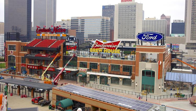 Plans are being discussed for the next phase of Ballpark Village.