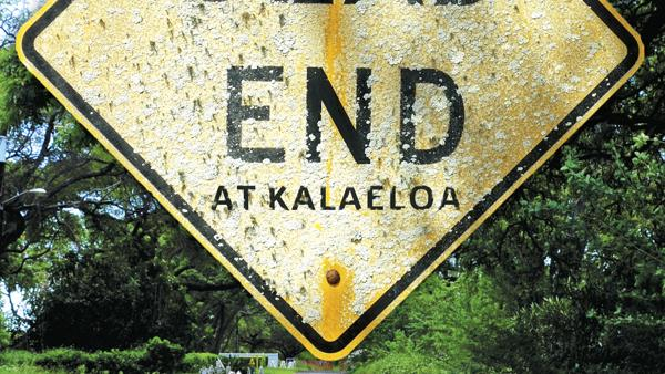 Dead end at Kalaeloa: The West Oahu land lacks infrastructure and the state of Hawaii and City and County of Honolulu are slow to act.