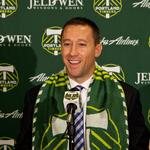5 things to know for Monday, and Go Timbers! Let's trounce those Sporting Kansas Cities!