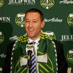 Timbers up against three world champions for Sports Team of the Year