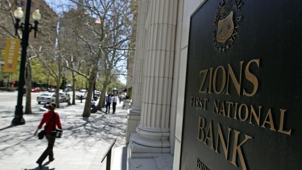 Salt Lake City-based Zions Bancorp, parent of Vectra Bank Colorado, failed the Fed's stress test.